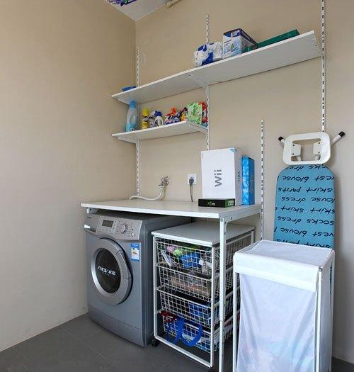 简欧风格-125平米三居室软装-装修样板间