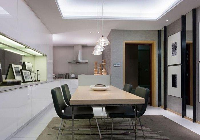 现代简约-59平米一居室整装-装修设计