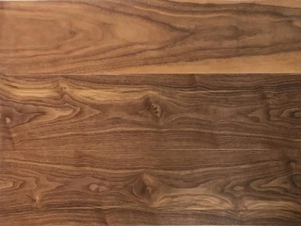 黑胡桃-实木多层地板