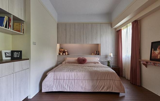 现代简约-51平米二居室整装-装修样板间