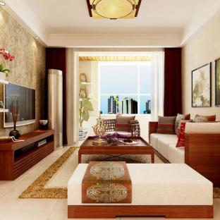 三居室东南亚风格装修 迷醉在异域风情里