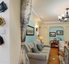 4室2厅2卫 混搭风格,温馨且不失质感!