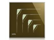【KOTI智能家居】后现代系列双路窗帘控制器