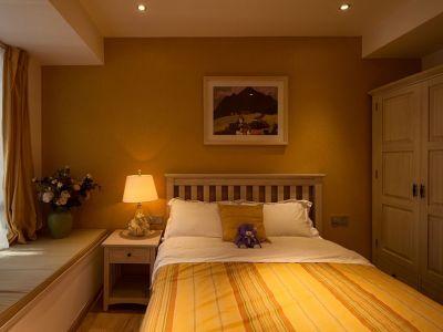 现代简约-109平米二居室整装装修样板间