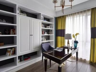新古典风格-156平米五居室装修样板间