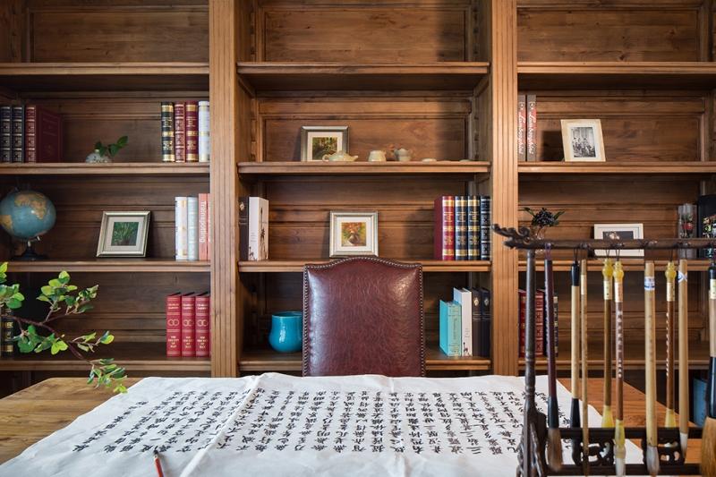 四居室混搭风格 从细节看出精致生活