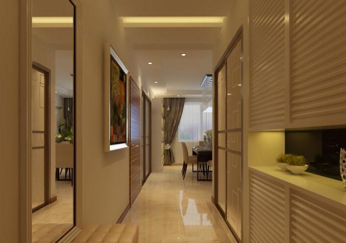 现代简约-99平米二居室-装修样板间