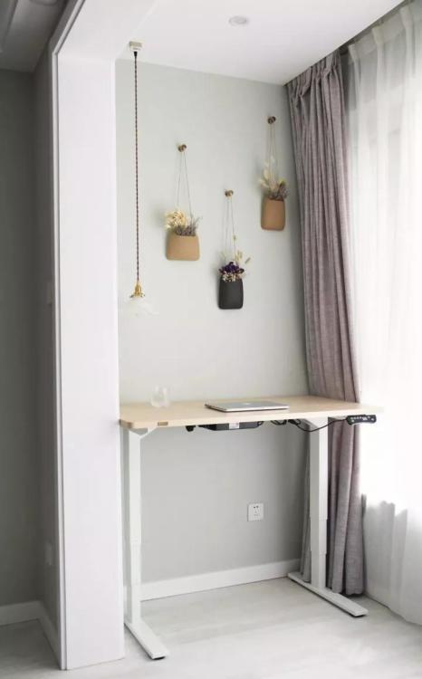 125�O现代北欧,女儿房的榻榻米+上下铺,赞