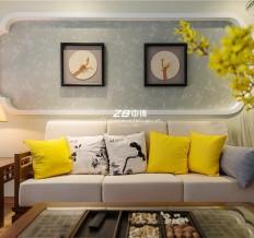 雅致新中式原木清新生活