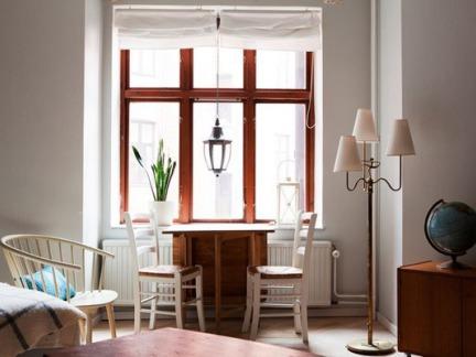 北欧风36平小公寓 温馨舒适简单生活