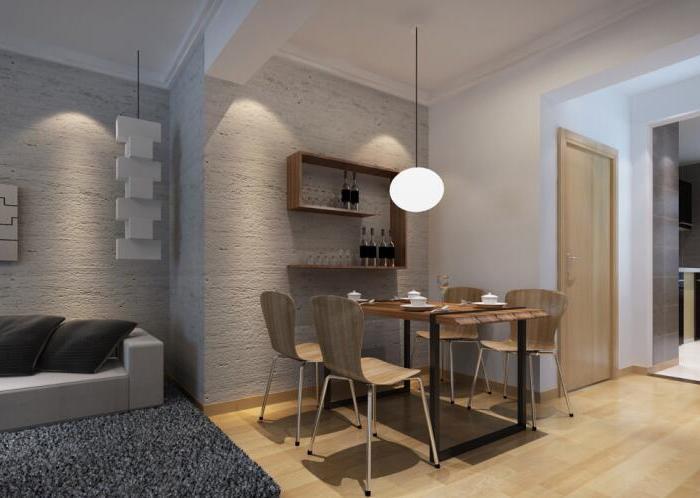 现代简约-88平米二居室-装修样板间