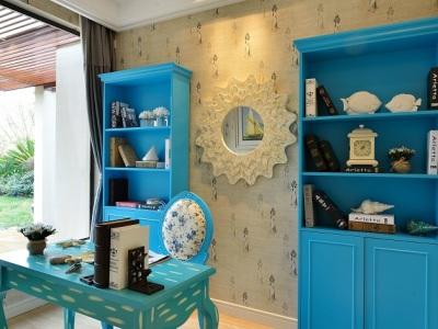 新古典风格-127平米三居室整装装修样板间