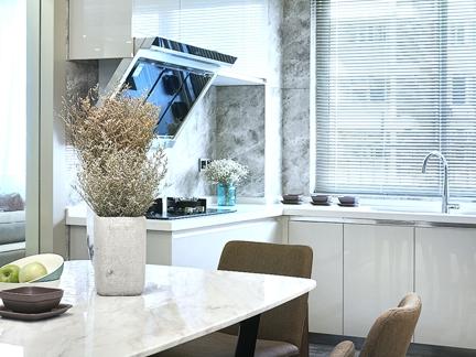 现代简约三居室 轻奢优雅让你爱不释手