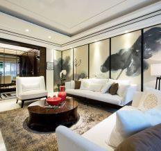 西安碧桂园凤凰城小区新中式风格案例