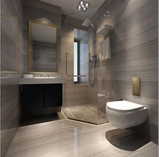 中式古典-139.39平米四居室-装修样板间