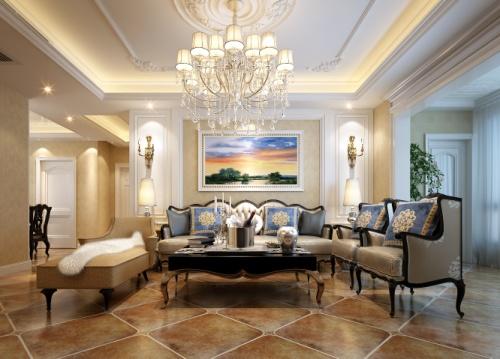 四室美式风格设计