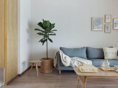 日韩风格-140平米四居室装修样板间