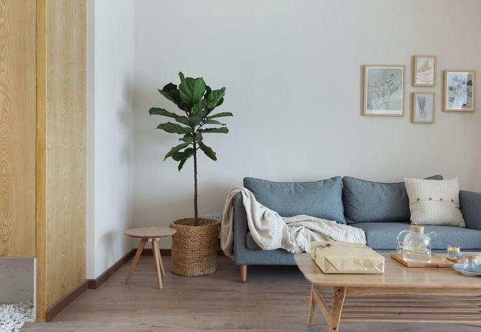 日韩风格-140平米四居室-装修样板间
