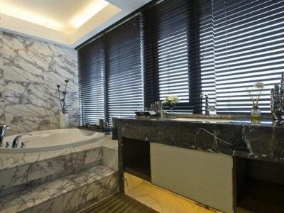 地中海风格-102平米二居室装修样板间