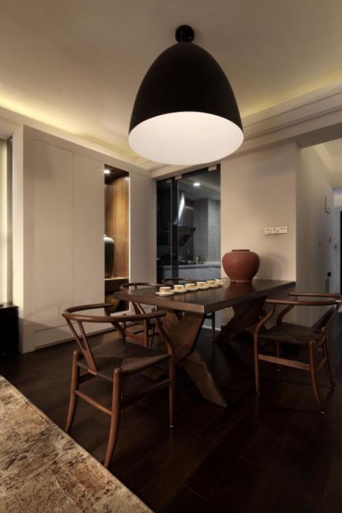 95平米现代简约―让家有一丝艺术气息