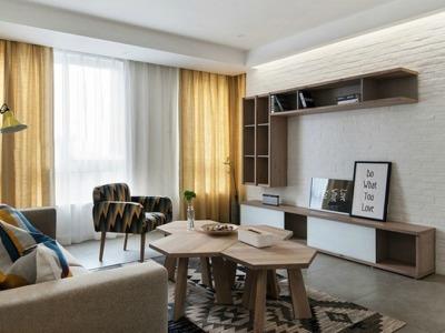 现代简约-144平米三居室装修设计