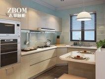 志邦厨柜现代写真厨房