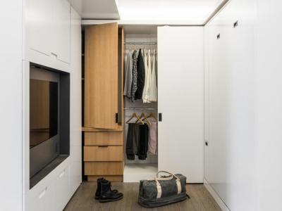 现代简约-37平米一居室装修样板间