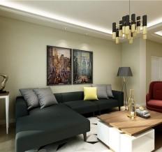 现代都市创名家原创设计装修拎包入住整体家装
