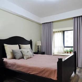 简美混搭二居室卧室装修效果图