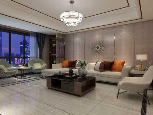 四室两厅新中式风格