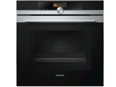 西门子微波烤箱HM676GBS1W电烤箱微波一体