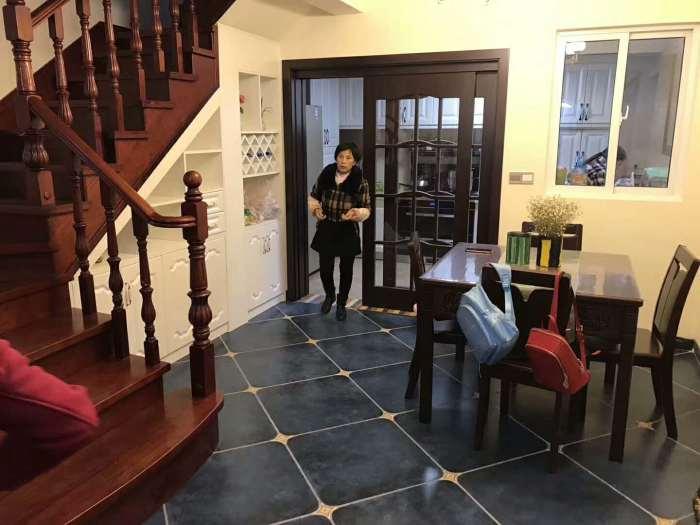 美式风格-240平米四居室-装修样板间