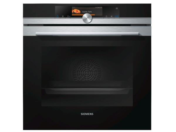 西门子电烤箱HS658GXS6W蒸汽烤箱一体