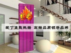 爱丁堡暖气片家用铜铝复合装饰散热器壁挂式水暖过水热定制采暖