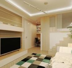 30平迷你公寓设计 ????