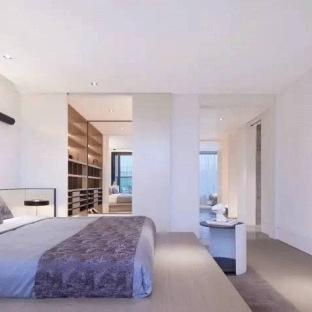 现代简约六居室卧室装修效果图