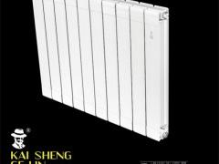 铜铝复合75X75散热器|中国散热器十大排名