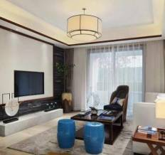新中式家居装修设计案例