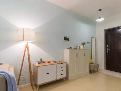 现代简约-120平米三居室装修样板间