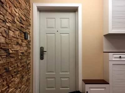 混搭风格-96.66平米二居室装修样板间