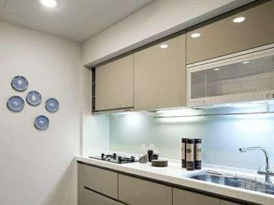 现代简约-126平米四居室整装装修样板间