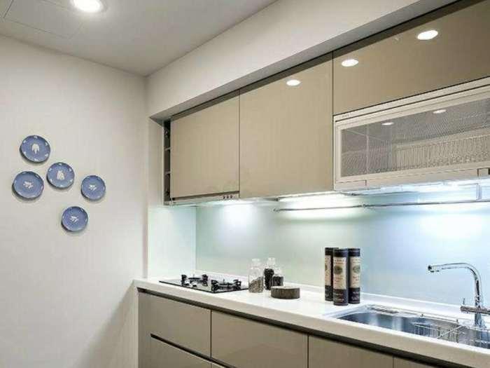 现代简约-126平米四居室整装-装修样板间