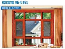 南昌十大品牌门窗 SKATE斯卡特品牌门窗65系列隔热推拉窗