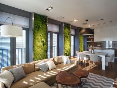现代简约-132平米三居室装修样板间