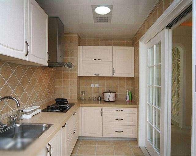 简欧风格-126平米四居室整装-装修样板间