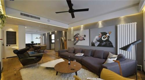 简约风格 3室2厅