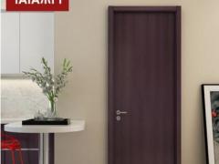 TATA木门 简约时尚室内房门卧室套装门 实木复合免漆定制木