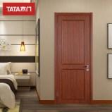 TATA木门 现代简约室内门套装门 实木复合卧室门免漆定制木