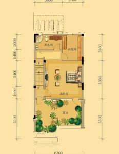 法式风格-266平米四居室装修样板间