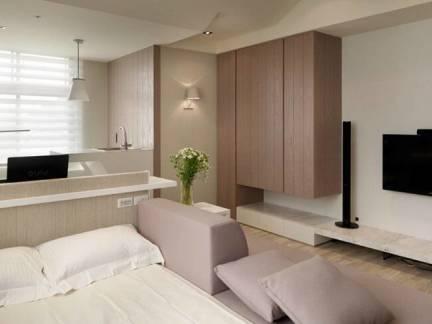 2019长方形浴室设计-房天下装修效果图